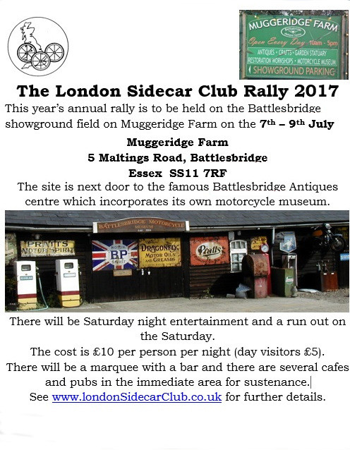 LSC Rally 2017